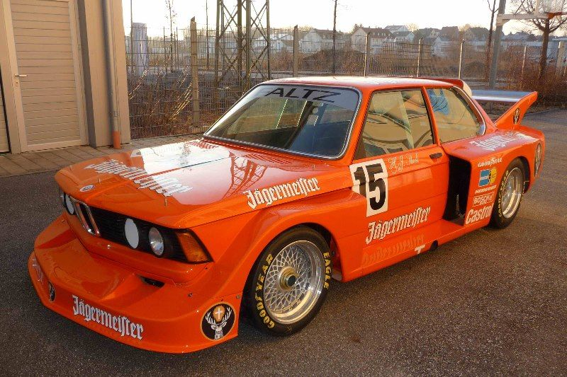 Easter Maier Franz BMW Group 5 Bmw e21, Bmw e30, Bmw e28