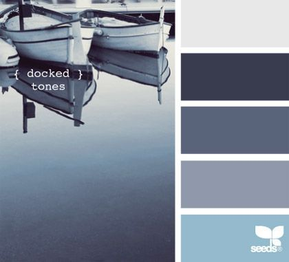 Photo of 11 peaceful paint palettes inspired by the sea | BabyCenter