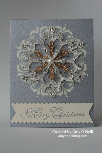 A Shiny, Sparkly Snowflake