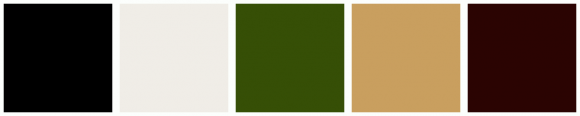 Green Things green color hex code