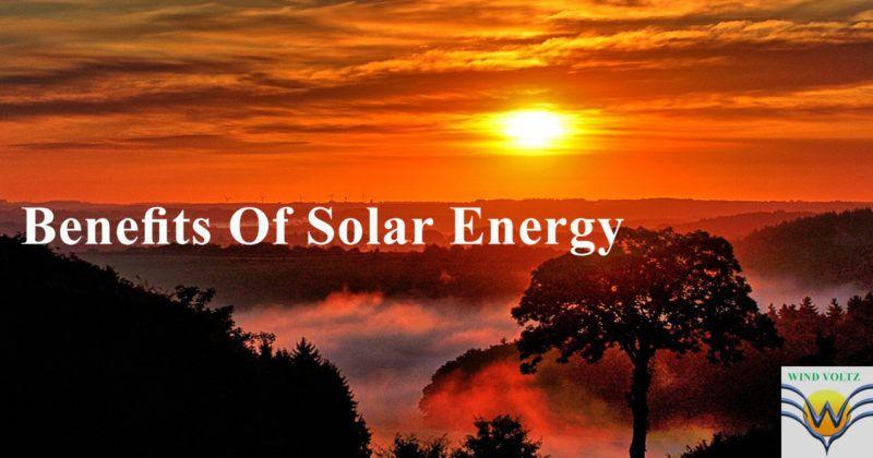 Top 10 Benefits Of Solar Energy Renewable Sources Of Energy Solar Energy Solar