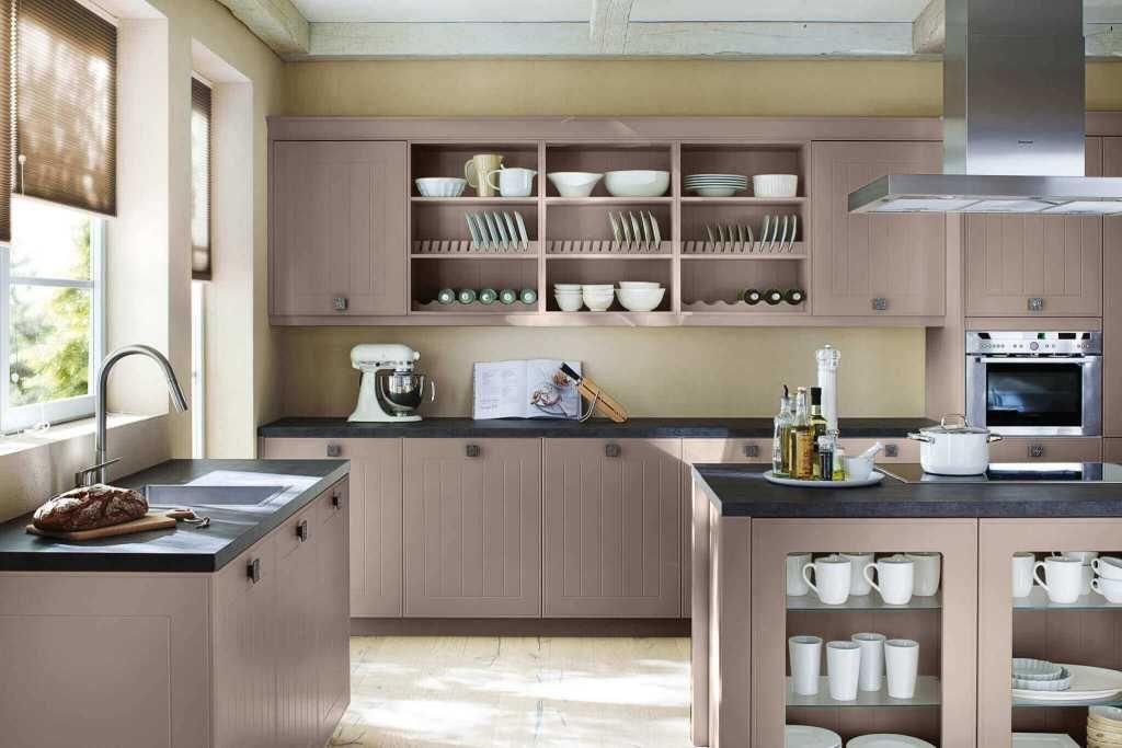 Küchenfarben 2017: Das sind die Farbtrends für die Küchenplanung