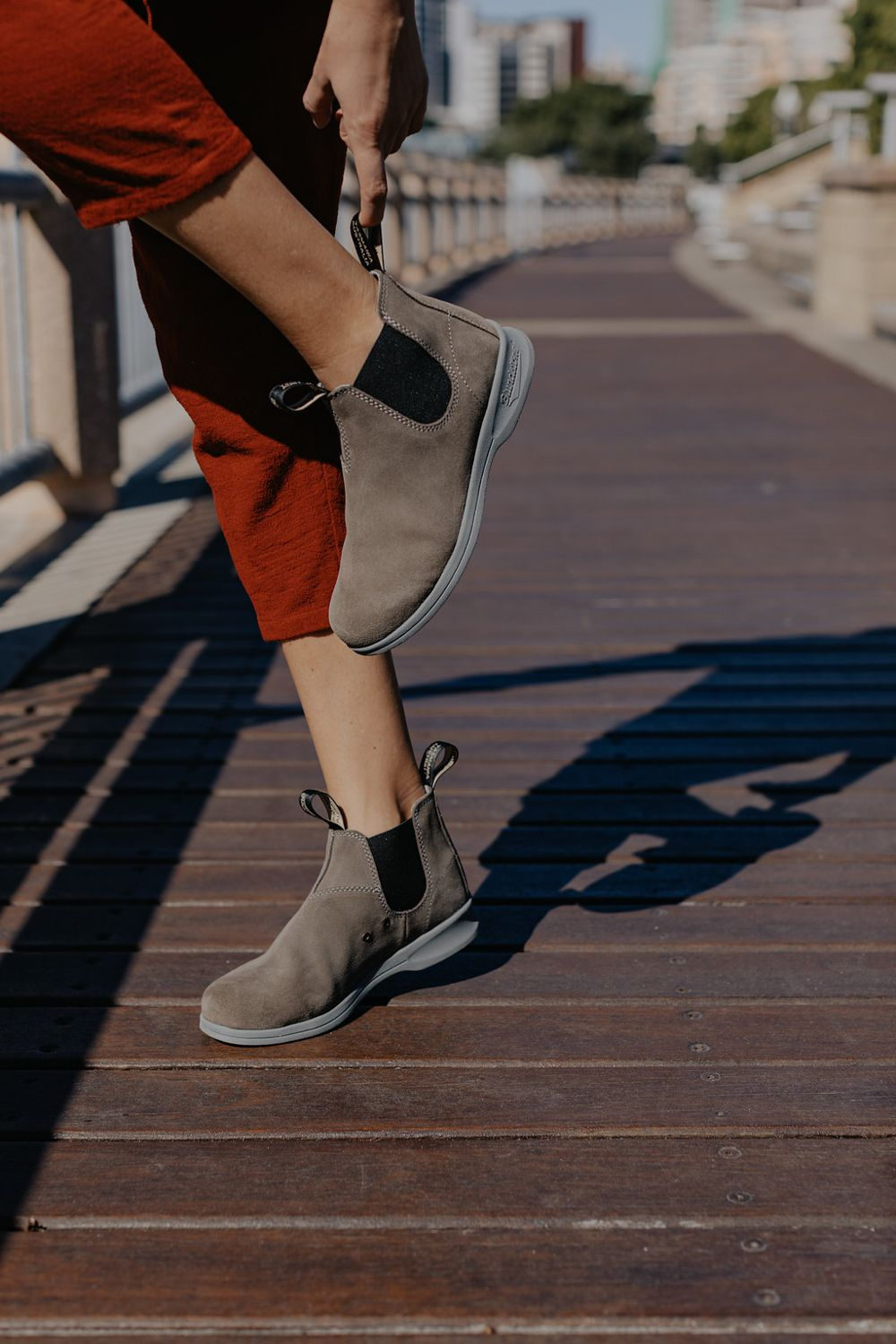 BLUNDSTONE 530 BLUNNIES & Yabbies | Chelsea Boots Stiefel