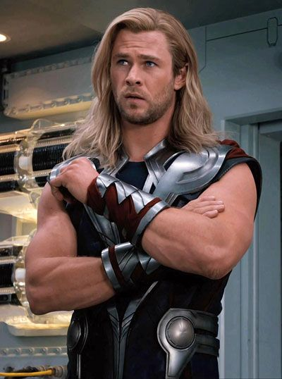 Thor 2 Chris Hemsworth Body