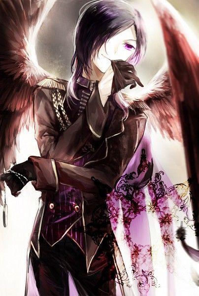 Lucifer | Hataraku Maou-sama! | Hataraku Maou-sama! - はたらく魔王 ...