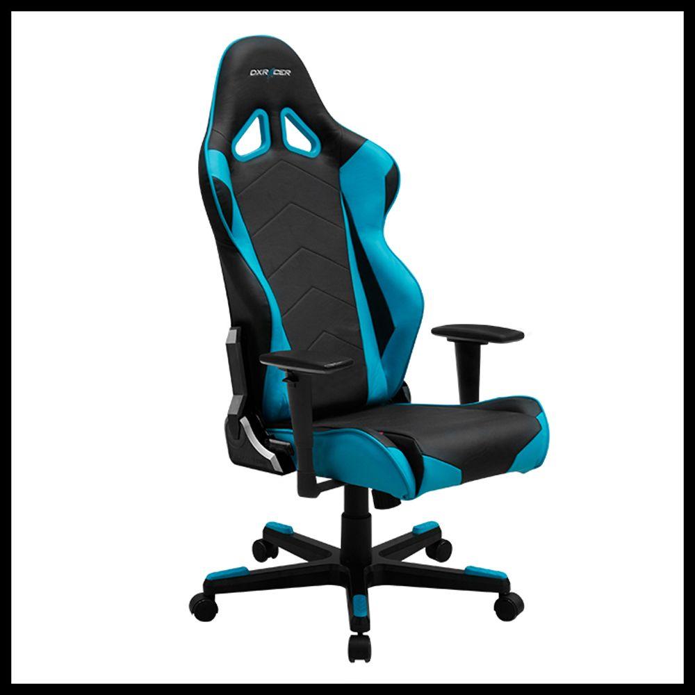 Dxracer racing chair blue colorgaminggamerspcgamingxbox – Xbox Racing Chair