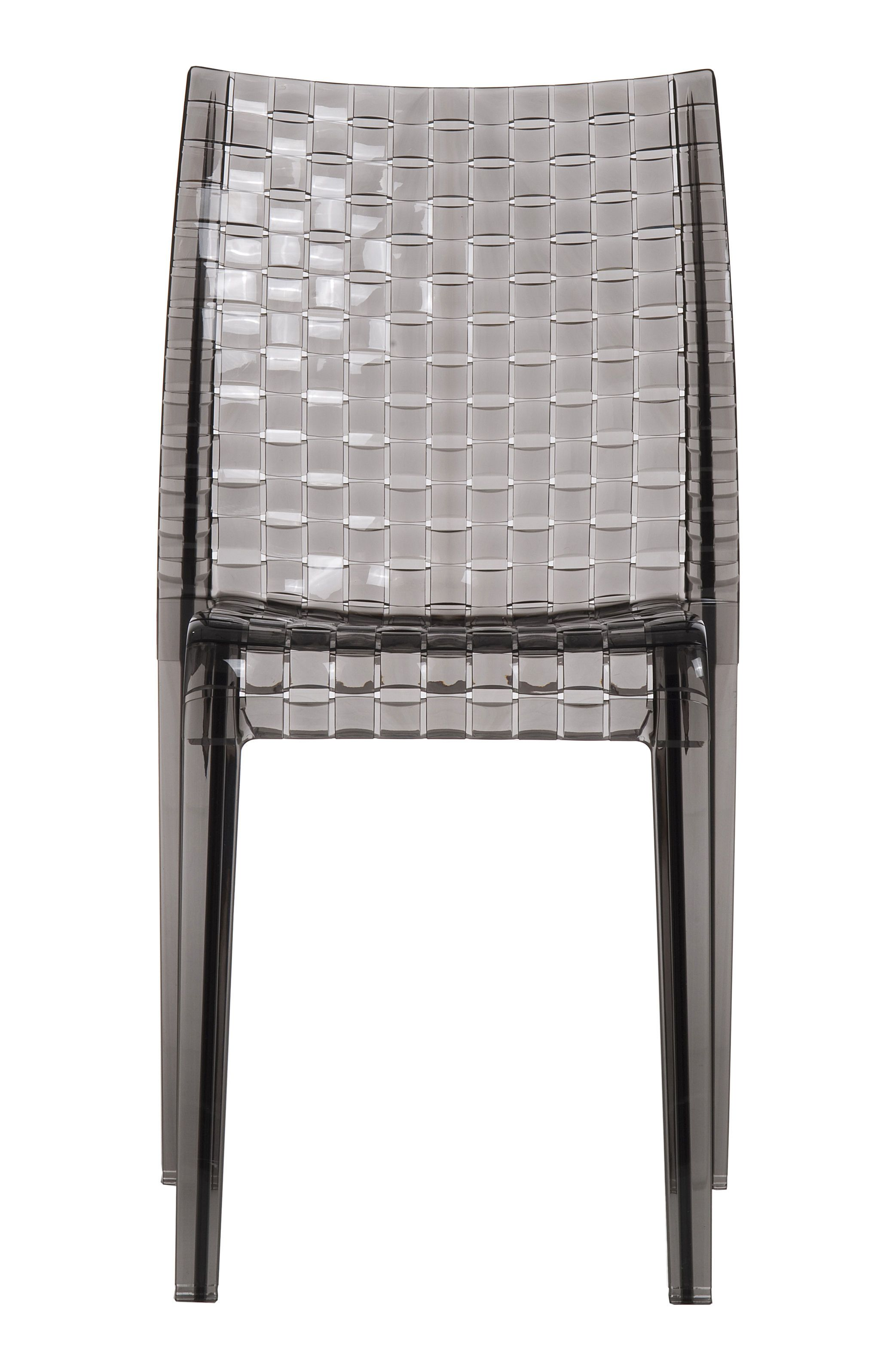 Chaise Empilable Ami Ami Kartell Gris Made In Design Chaise Empilable Kartell Design