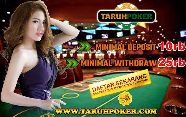 Agen poker online terbaik & Gampang menang & jackpot