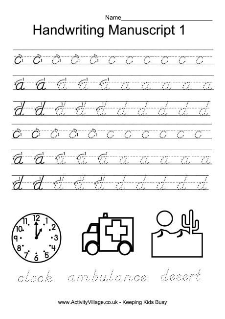 Handwriting Practice Manuscript 1 Language Ideas Pinterest Capitalization And Punctuation Practice Worksheets Handwriting Practice Manuscript 1