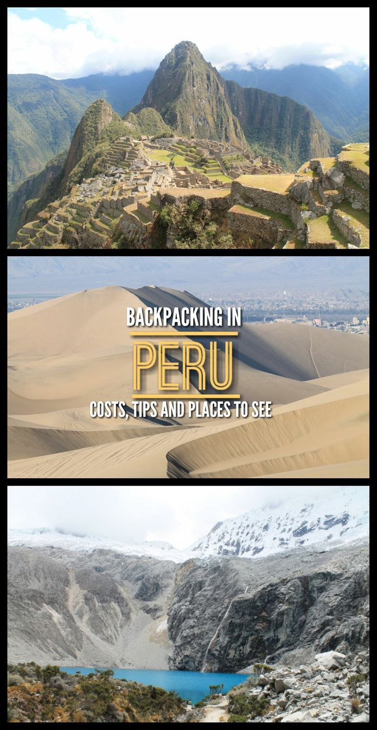 """Backpacking in Peru Costs, Tips and Places to See is part of Backpacking In Peru Costs Tips And Places To See - What's your favourite country """" I get asked that question a lot, and while I don't have a clear favourite, Peru is generally my answer  Machu Picchu is the obvious highlight (and it is amazing) but there is so much more to see  The best thing about backpacking in Peru is"""
