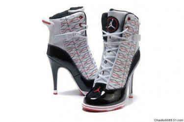Nike Jordan Six Rings High Heel #Nike #Jordan Six Rings High