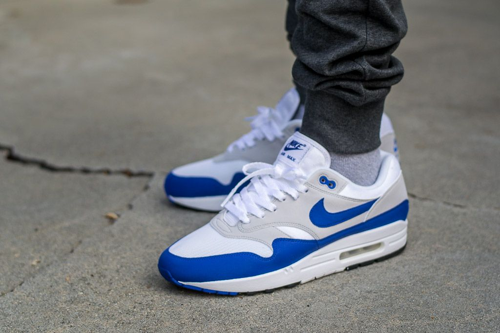 nike air max 1 royal blue