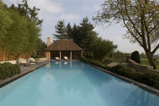 Bourgondisch kruis realisations pool house pool pinterest