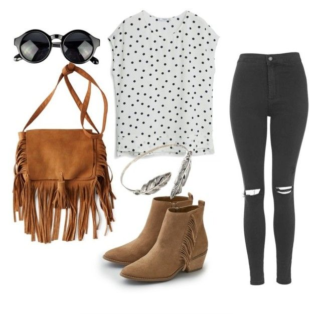 """Drop the beat down..."" by arfonida ❤ liked on Polyvore featuring American Eagle Outfitters, MANGO and Topshop"