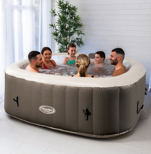 When It Comes To Water And Children We Understand Safety Is Of The Uppermost Importance Children Should Not Be Le In 2020 Inflatable Hot Tubs Hot Tub Inflatable Spas