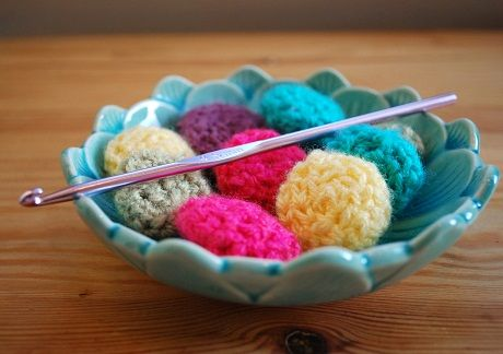 Crochet Button Pattern. Always good to know!