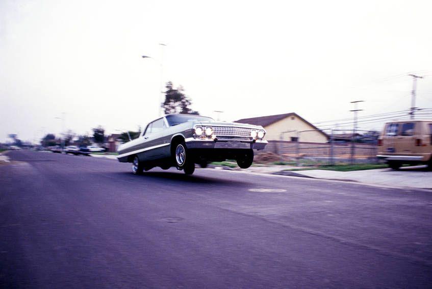 Chi modu lowriders hydraulic cars photo