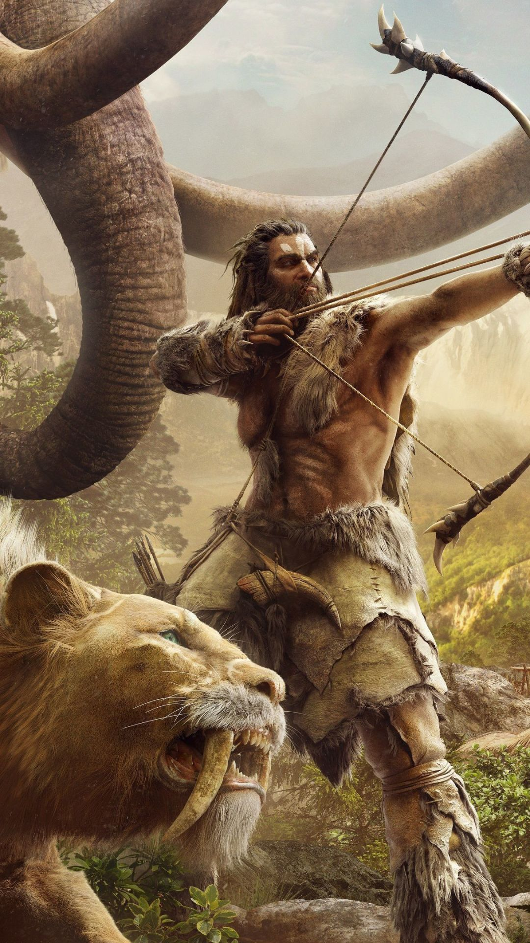Download this Wallpaper iPhone 6  Video GameFar Cry Primal 1080x1920 for all your Phones and Tablets