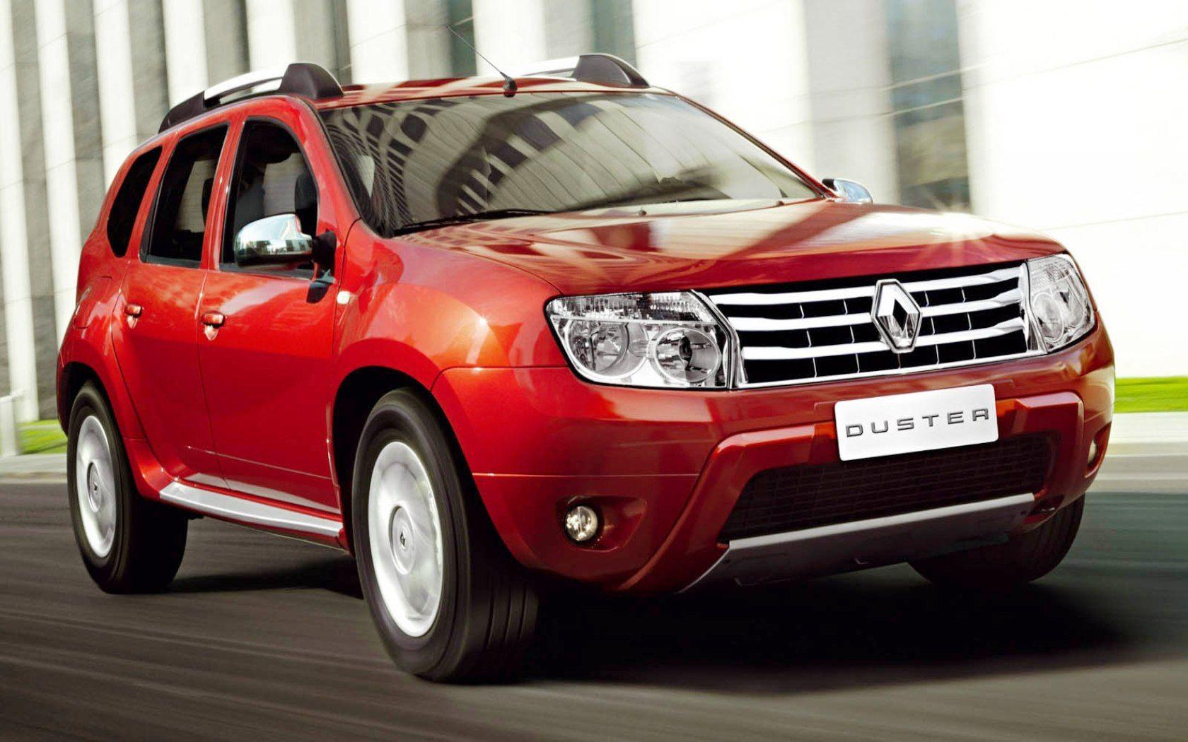 Renault Duster Red Car Hd Wallpaper Car Pixo Renault Cars