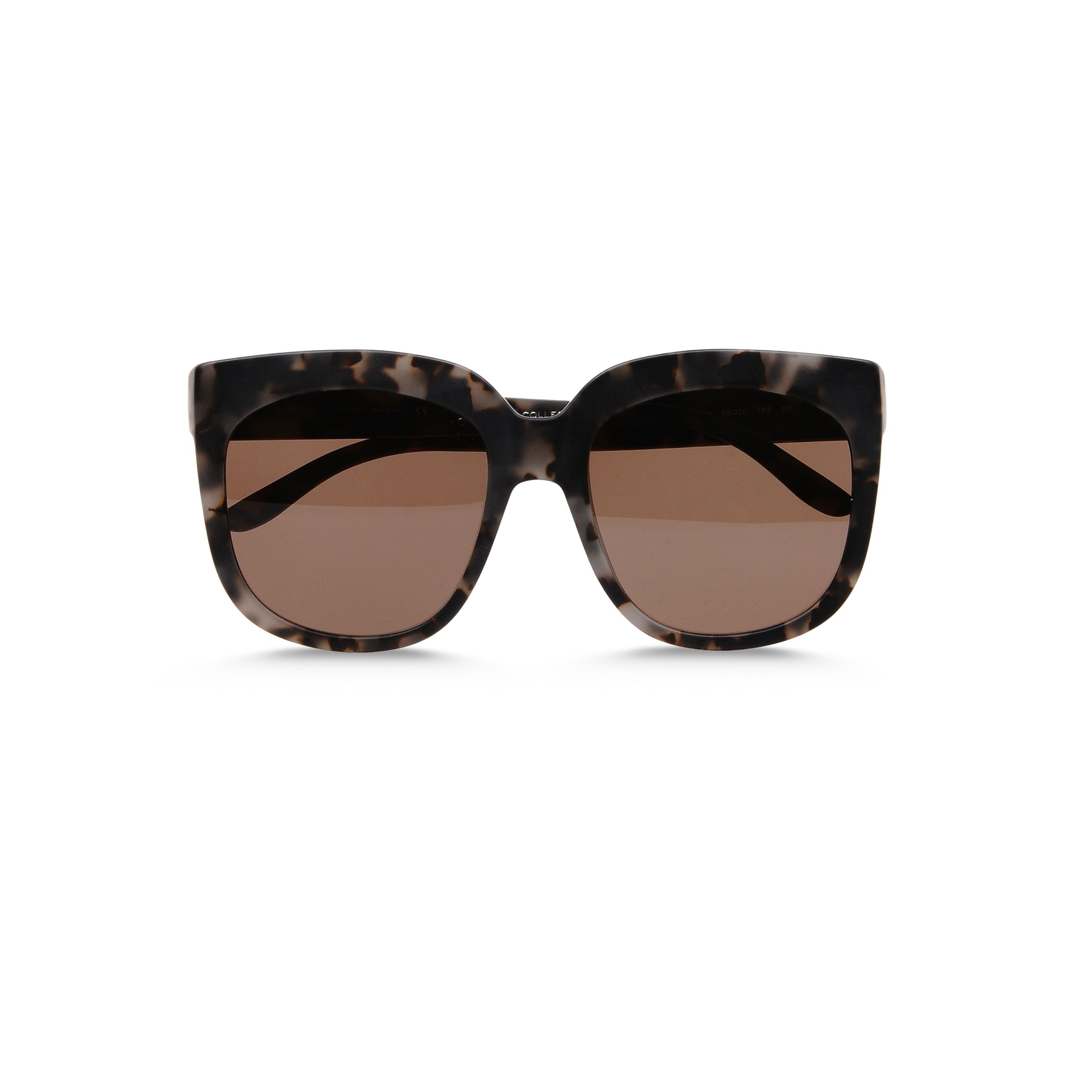 round sunglasses - Brown Stella McCartney