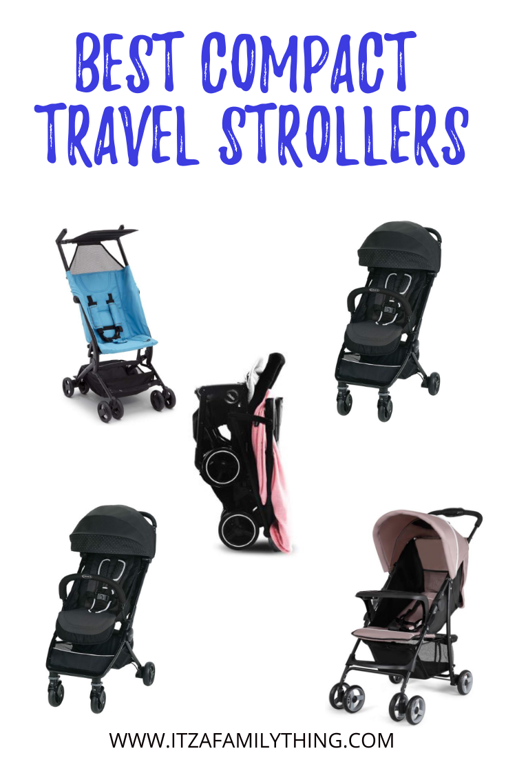 BEST COMPACT TRAVEL STROLLERS (With images) Travel