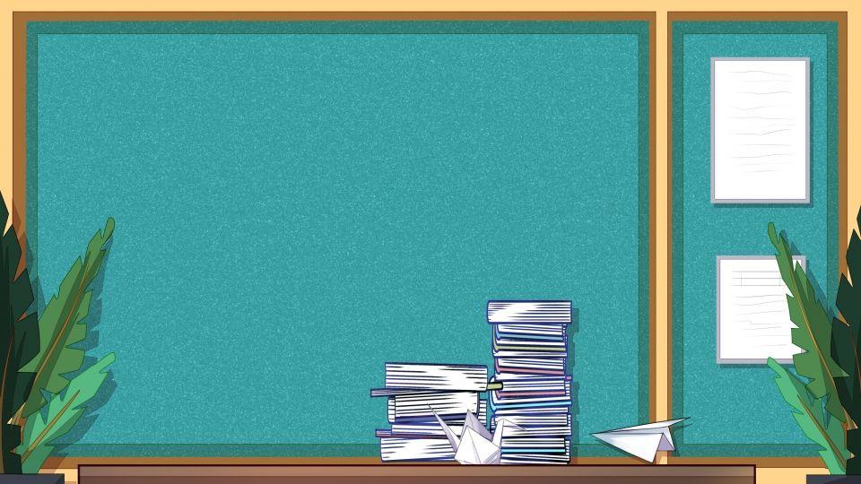 Youth Campus Wind Season School Blackboard Background Design Background Design Background Paint Background