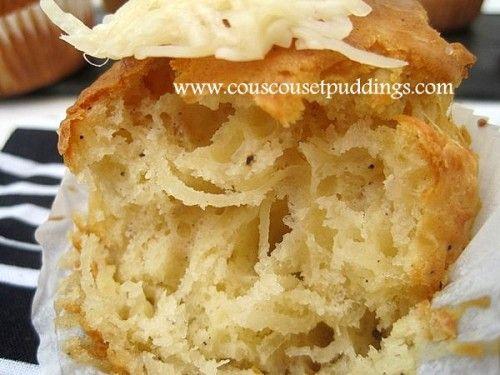 muffins emmental