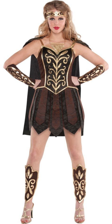 Adult sexy warrior princess costume party city inspiration for a adult sexy warrior princess costume party city inspiration for a diy xena warrior princess costume solutioingenieria Choice Image