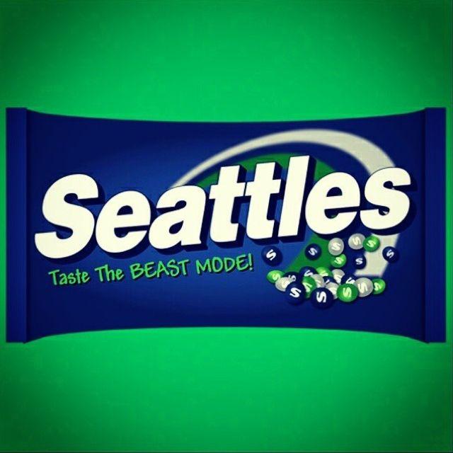Seattle! Taste the Beast Mode!