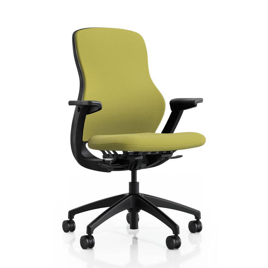 Regeneration By Knoll Fully Upholstered Work Chair Task Chair Knoll