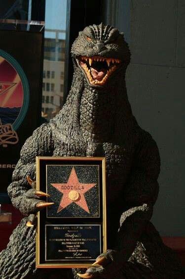 Godzilla Beraaahhhh!!!