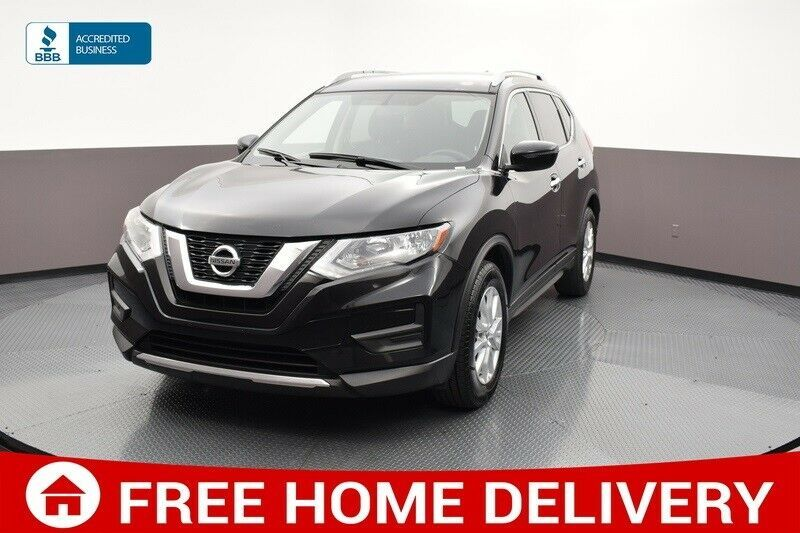 2017 Nissan Rogue Sv 2017 Nissan Rogue Sv 43389 Miles Magnetic Black 4d Sport Utility 2 5l I4 Dohc 16 In 2020 Trucks For Sale Nissan Rogue Cars Trucks