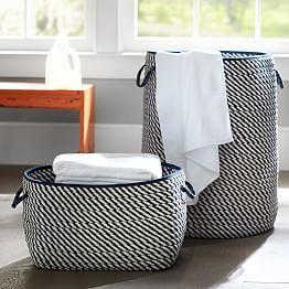 Teen Laundry Hamper, Clothes Hamper U0026 Laundry Bins | PBteen