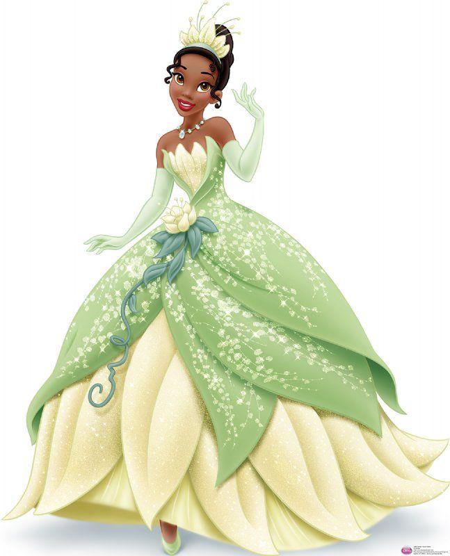 Tiana Royal Debut Princesse Tiana Princesse Disney Et