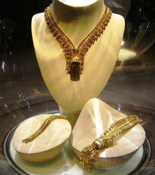 Van Cleef zipper necklace bracelet