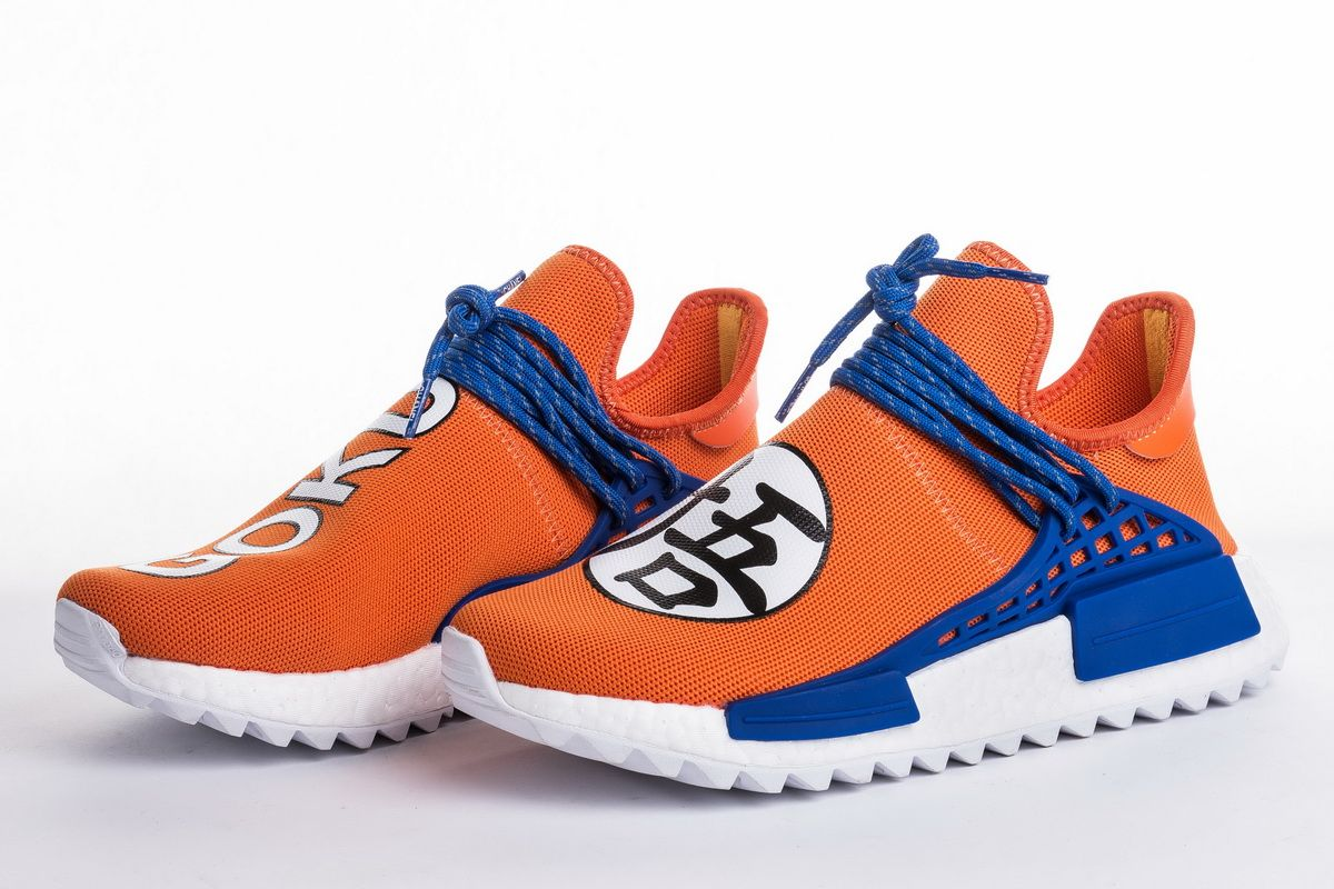 online store 01120 95357 Pharrell Williams x Adidas Hu NMD Trail Go Kong AC7112 Real Boost for Sale4