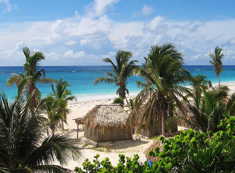 Tulum Beaches Mexico