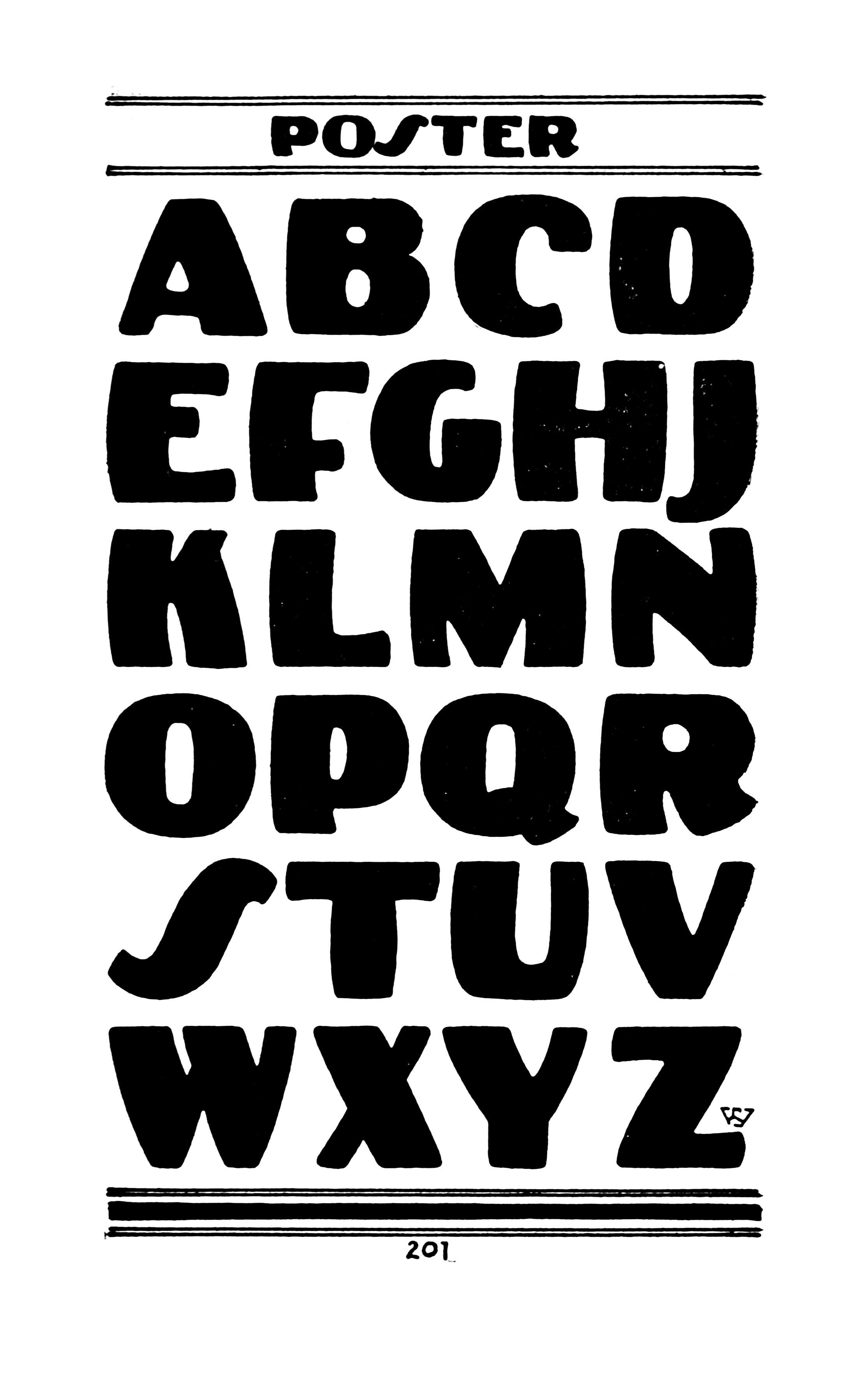 Fun Retro Typeface With A Unique S