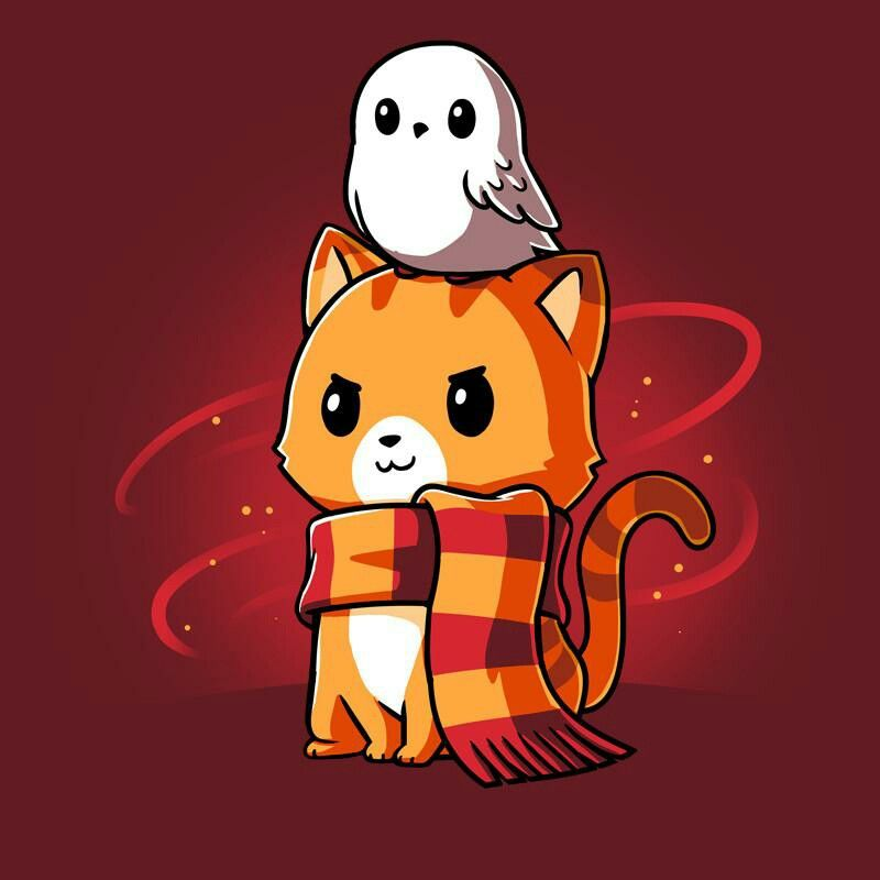 Pin By Taylor Bird On Harry Potter Harry Potter Cat Harry Potter Artwork Harry Potter Anime