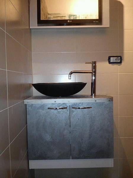Arredare il bagno fai da te free mobile bagno fai da te for Bricocenter arredo bagno