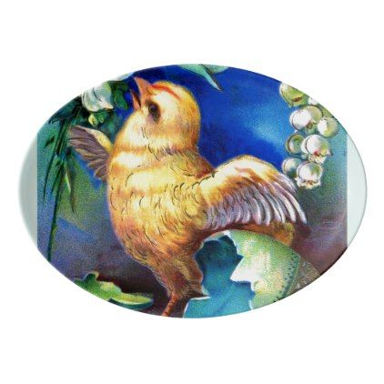 Falln a happy easter chick porcelain serving platter spring falln a happy easter chick porcelain serving platter spring gifts beautiful diy spring time new negle Image collections