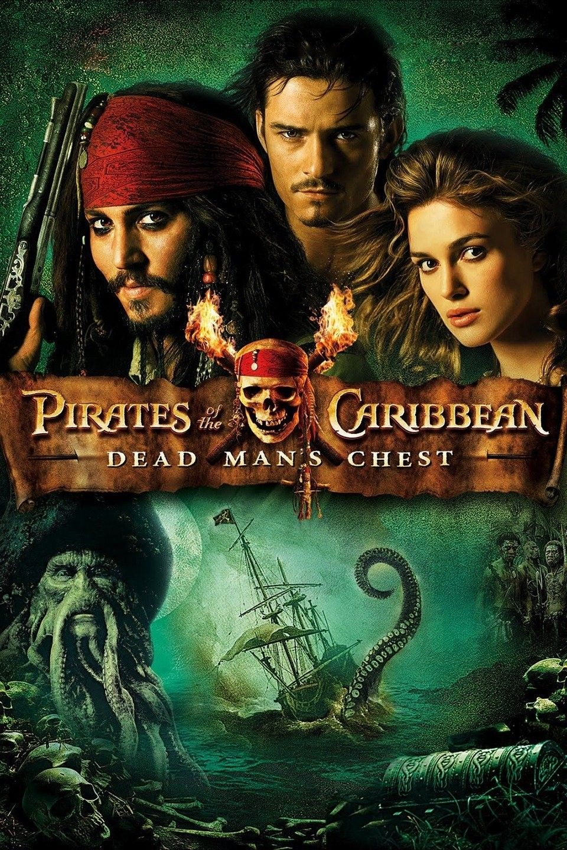 Pirates Of The Caribbean Dead Man S Chest 2006 Piratas Do