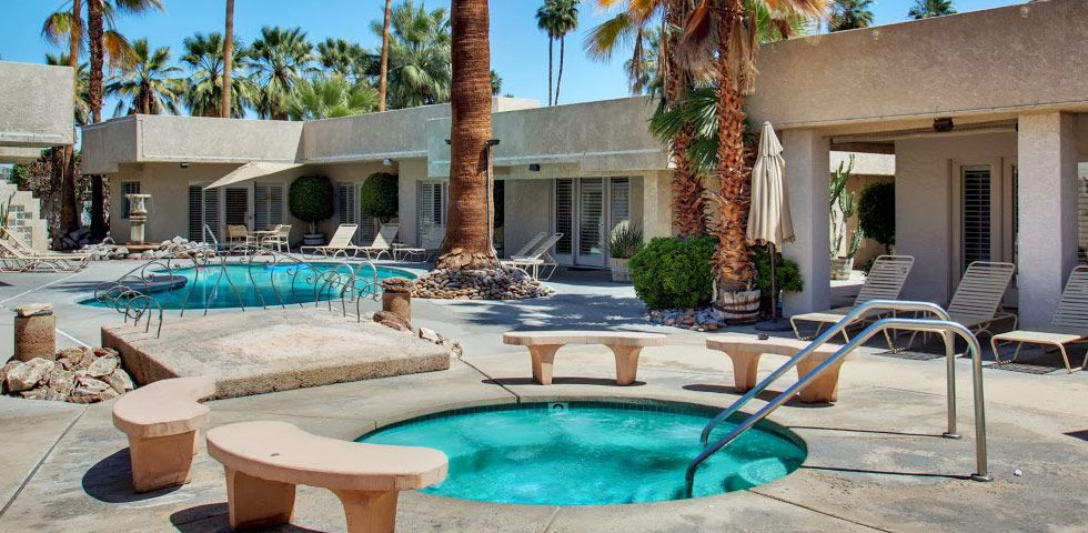 Gay hotels in palm springs