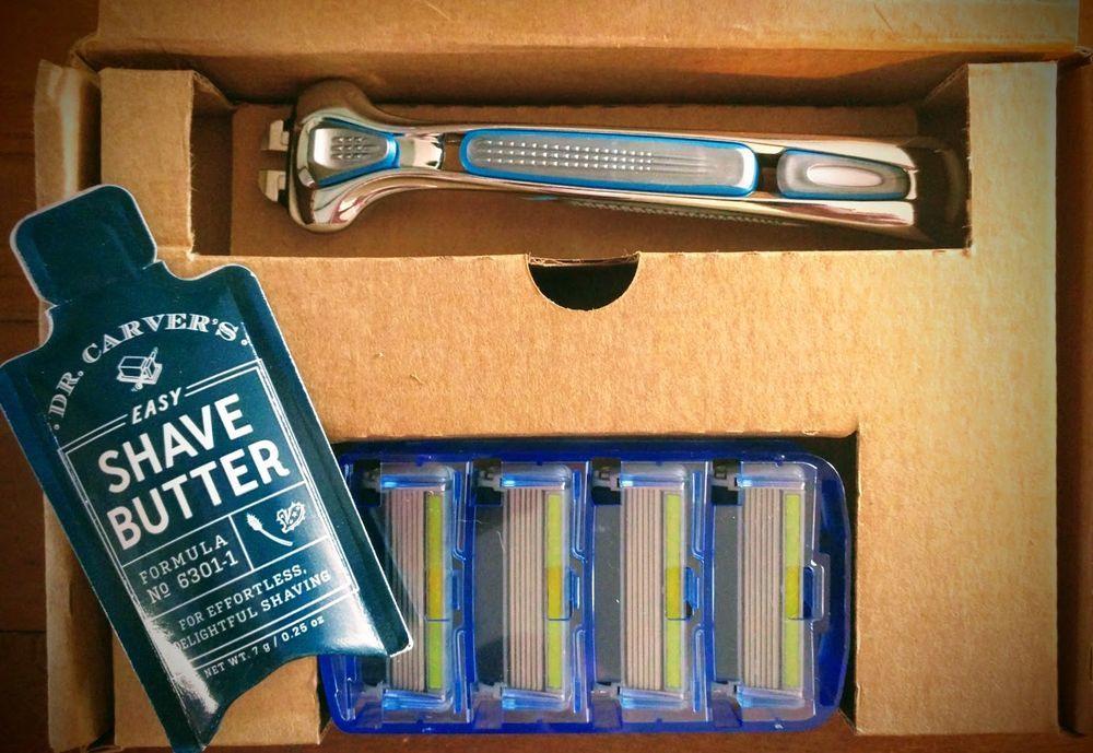 Dollar shave club free shipping