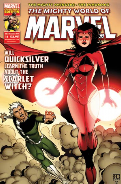 The Scarlett Witch Comic Book Photos Scarlet Witch And Quicksilver Comic Book