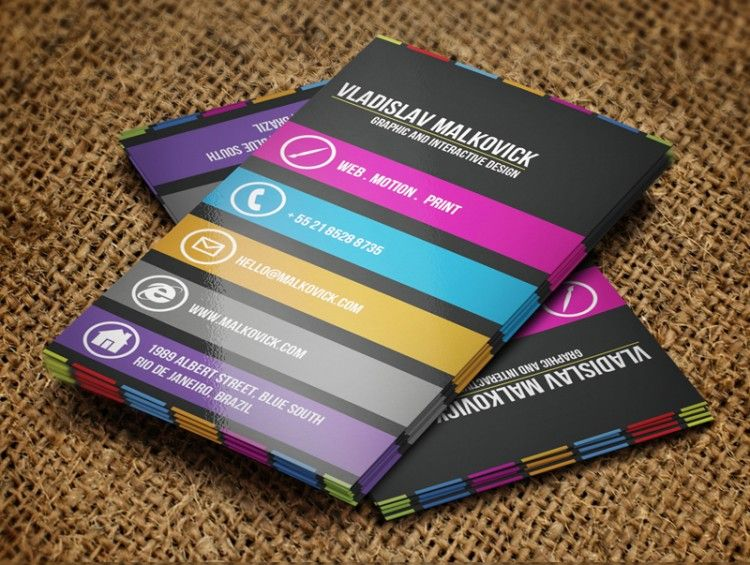 Vertical business cards google search cool business card idea vertical business cards google search reheart Gallery