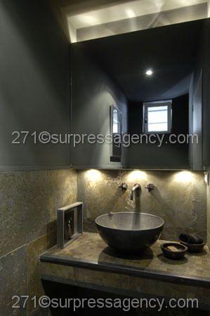 stone toilette  www.martingomezarquitectos.com