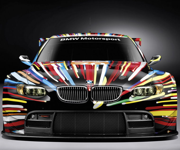 URGHHH! What do you think of this BMW paint job guys? Hit