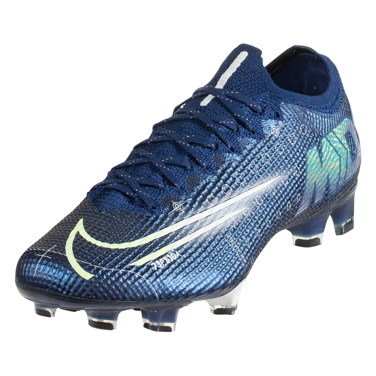 Nike Mercurial Vapor 13 Elite Fg Soccer Cleat Blue Void Metallic Silver White Black 7 Soccer Cleats Soccer Cleats Nike Mens Soccer Cleats