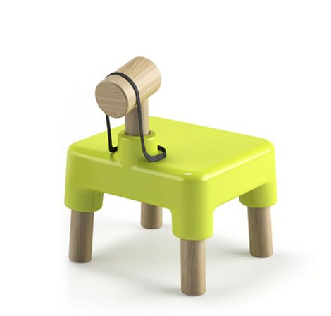 Cool Kids Chairs By Plust: Wood Stock   Captivatist